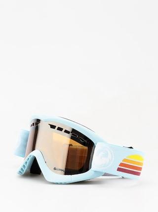 Okuliare na snowboard Dragon DXS (rise/lumalens silver ion)