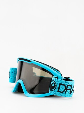 Okuliare na snowboard Dragon DX2 (blue/dark smoke)