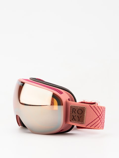 Okuliare na snowboard Roxy Popscreen Wmn (dusty cedar)