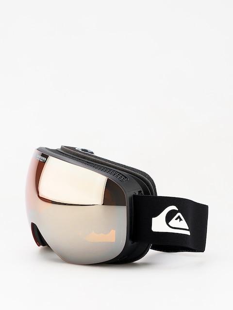 Okuliare na snowboard Quiksilver Qs R (tannenbaum black)
