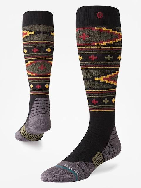 Ponožky Stance Burnside (black)