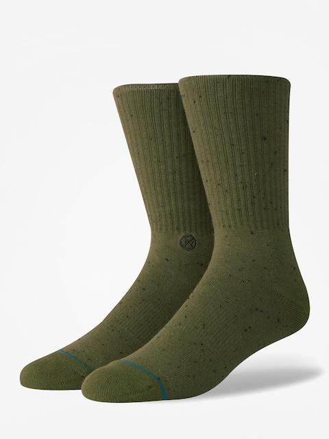 Ponožky Stance Icon 2 (olive)