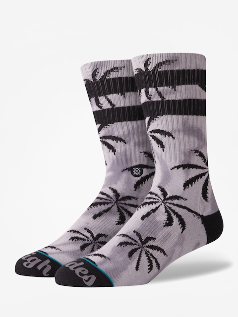 Ponožky Stance High Tides (black)
