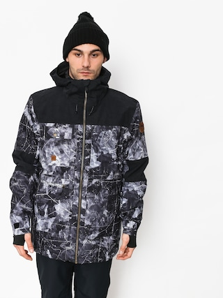 Snowboardovu00e1 bunda Quiksilver Arrow Wood (tannenbaum black)