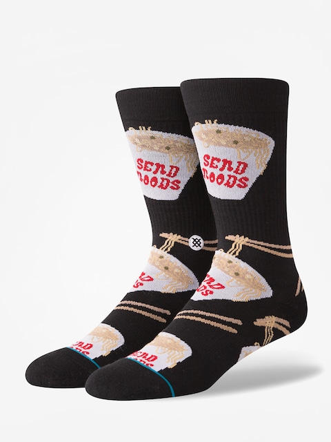 Ponožky Stance Noods (black)