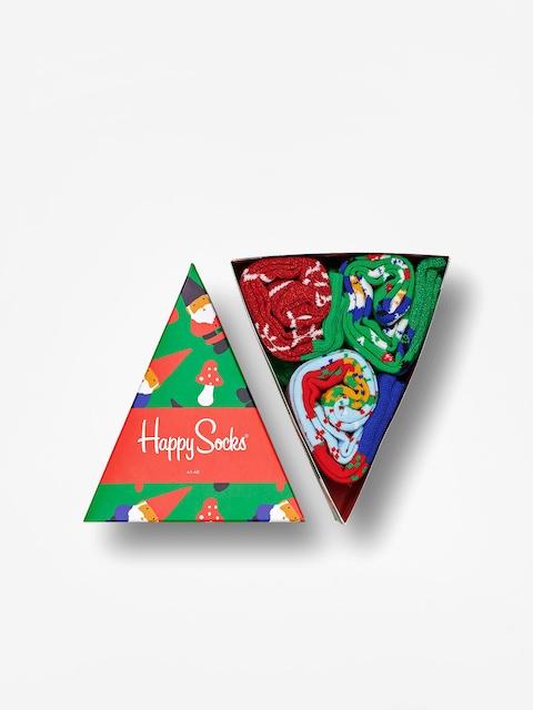 Ponožky Happy Socks Giftbox 3Pak (blue/red/white)