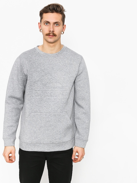 Termomikina  Quiksilver Freedom Crew (grey heather)