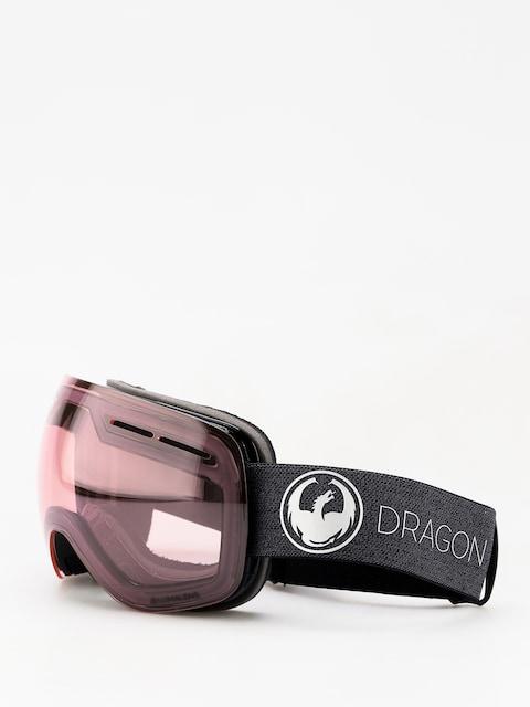 Okuliare na snowboard Dragon X1s (echo/photochromic rose)