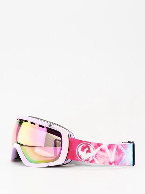 Okuliare na snowboard Dragon Rogue (galaxy/lumalens pink ion/dark smoke)