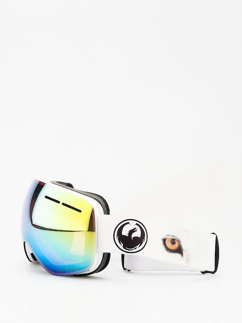Okuliare na snowboard Dragon X1s (prey/lumalens gold ion/lumalens amber)