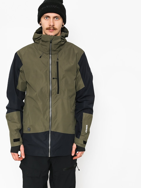 Snowboardová bunda Quiksilver Forever 2L (grape leaf)