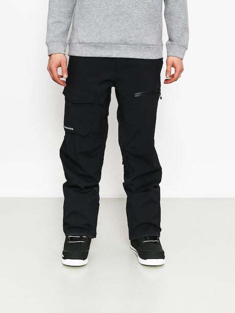 Snowboardové nohavice Quiksilver Utility (black)