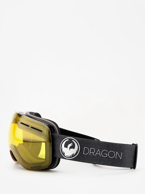 Okuliare na snowboard Dragon X1s (echo/photochromic yellow)