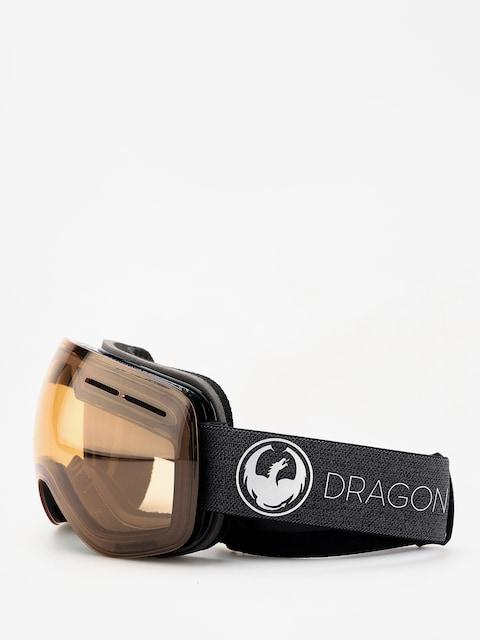 Okuliare na snowboard Dragon X1s (echo/photochromic amber)