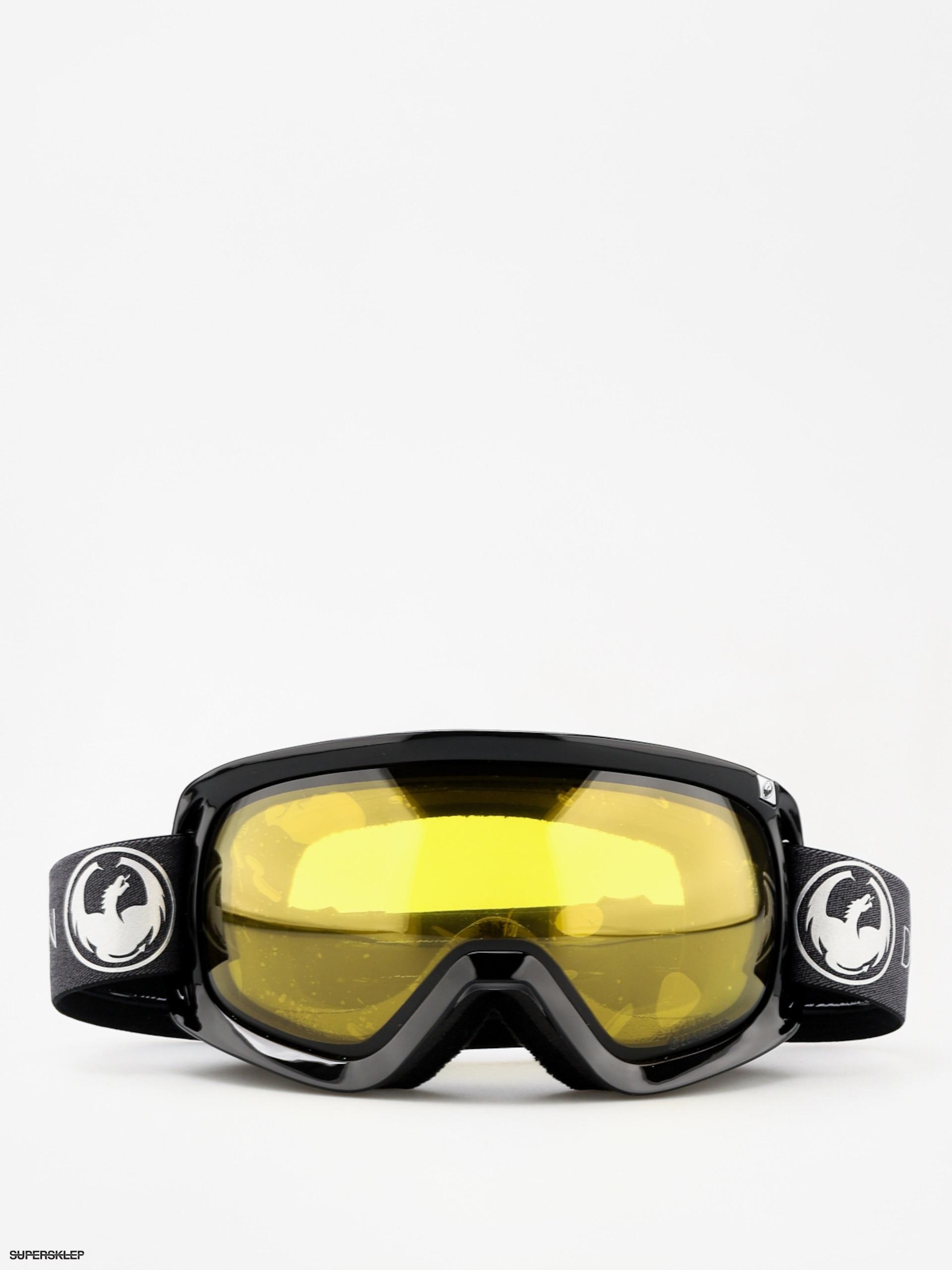 Okuliare na snowboard Dragon D3 (echo photochromic yellow) 0ba03040fe5