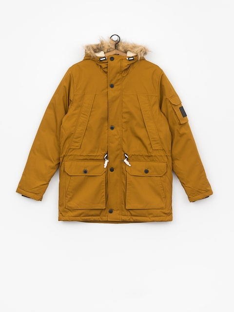 Bunda Element Explorer Down Parka (gold brown)