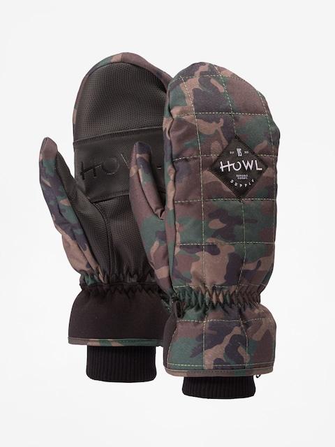 Rukavice Howl Jed Mitt (camo)