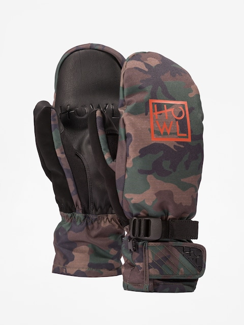 Rukavice Howl Fairbanks Mitt (camo)