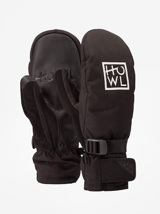 Rukavice Howl Fairbanks Mitt (black)