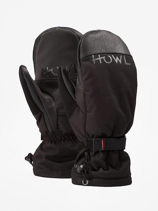 Rukavice Howl Network Mitt (black)