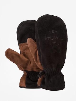 Rukavice Howl Highland Mitt (black)
