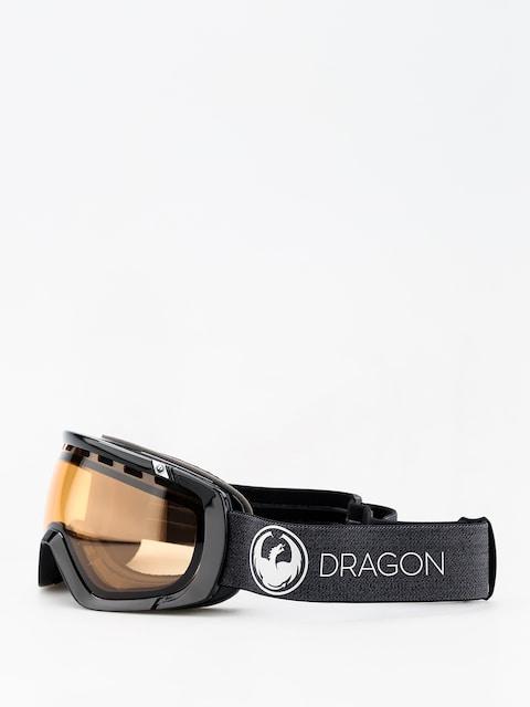 Okuliare na snowboard Dragon Rogue (echo/transitions amber)