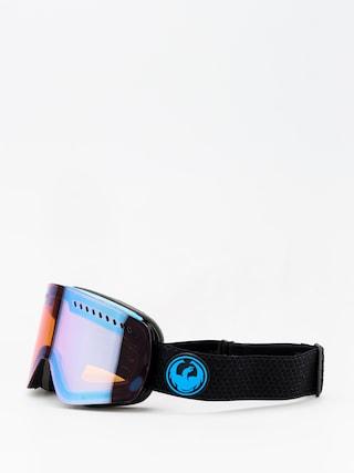 Okuliare na snowboard Dragon NFXs (split/lumalens blue ion/l amber)