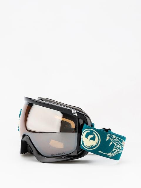 Okuliare na snowboard Dragon D3 (rattler/lumalens silver ion)