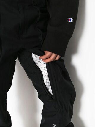 Snowboardové nohavice Volcom Roan Bib Overall (blk)