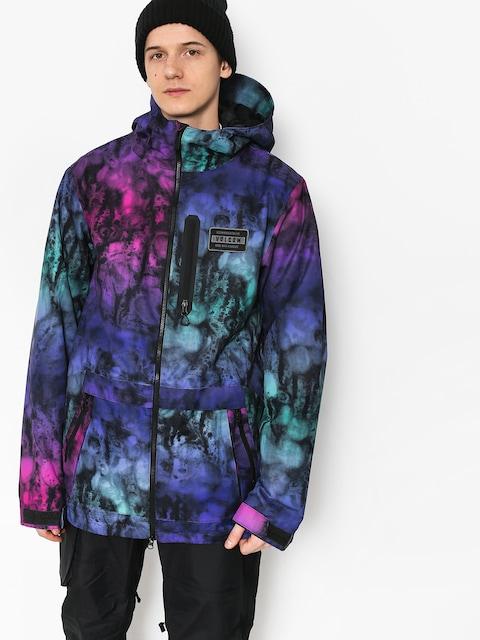 Snowboardová bunda Volcom Analyzer Ins (mix)