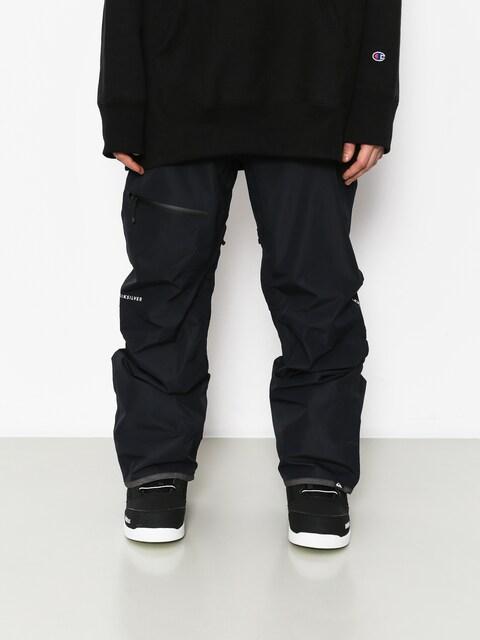 Snowboardové nohavice Quiksilver Forever 2L Gore (black)