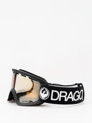 Detské okuliare na snowboard Lil D (black/lumalens silver ion)