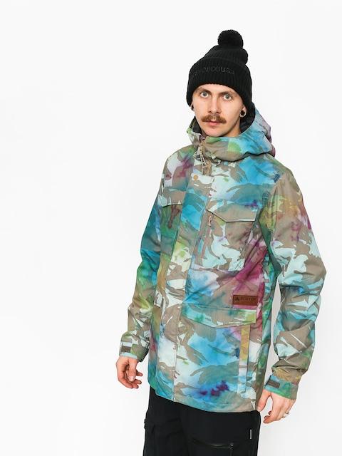Snowboardová bunda Burton Covert (festival camo)