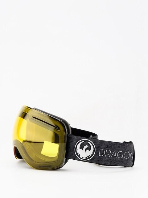 Okuliare na snowboard Dragon X1 (echo/photochromic yellow)