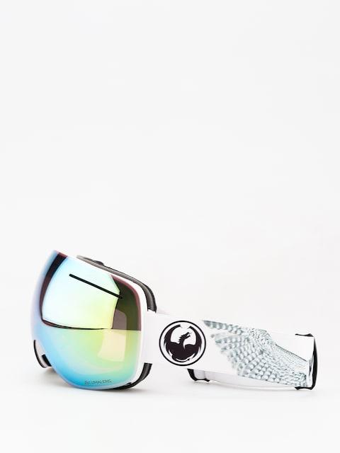 Okuliare na snowboard Dragon X1 (prey/lumalens gold ion/lumalens amber)