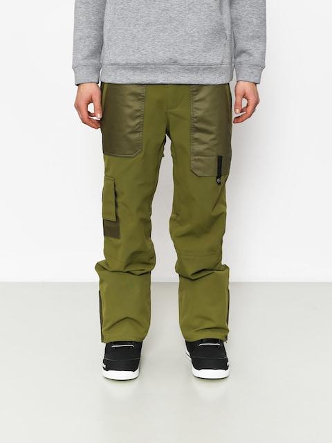 Snowboardové nohavice Westbeach Kamikaze Pant (combat green)