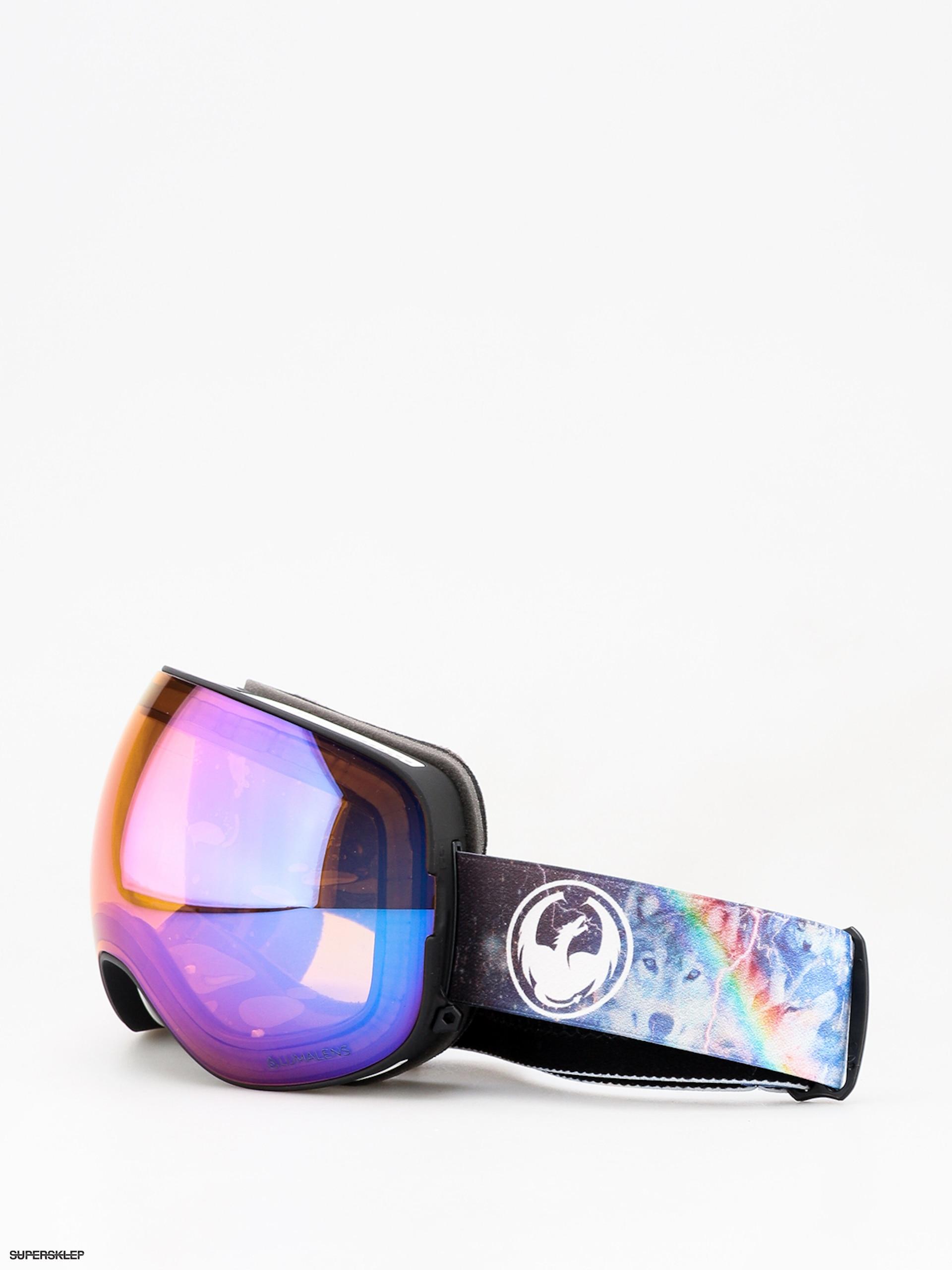 44f3d71fb Okuliare na snowboard Dragon X2 (galaxy/lumalens blue ion/lumalens amber)