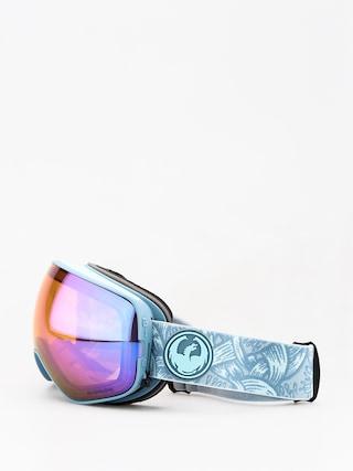 Okuliare na snowboard Dragon X2s (plex/lumalens blue ion/lumalens amber)