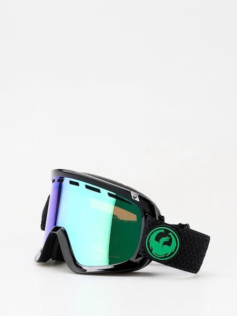 Okuliare na snowboard Dragon D1 (split/lumalens green ion/l amber)