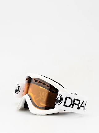Dragon Okuliare na snowboard DXS (white/lumalens amber)