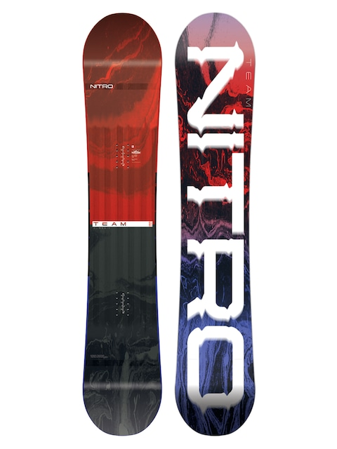 Snowboard Nitro Team Gullwing (multi)