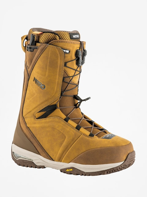 Obuv na snowboard Nitro Team TLS (two tone brown)