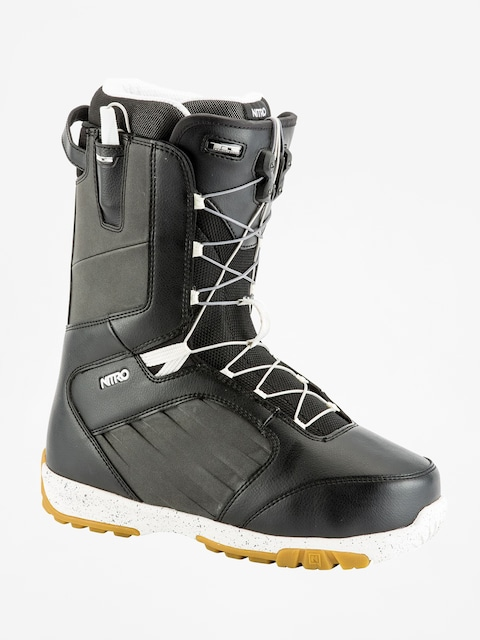 Obuv na snowboard Nitro Anthem TLS (black white)