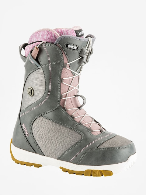 Obuv na snowboard Nitro Monarch TLS Wmn (grey)