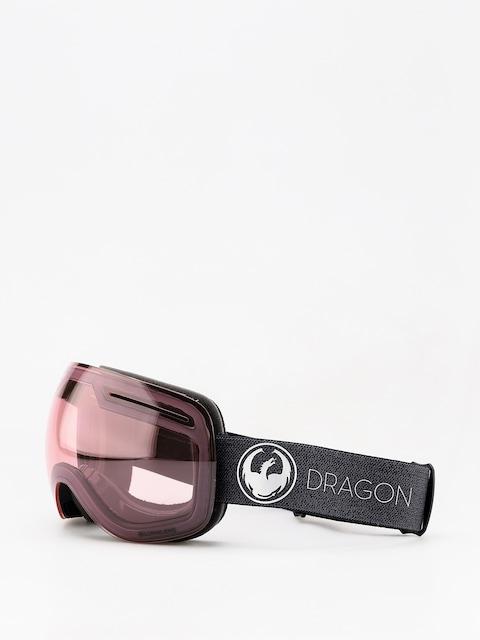 Okuliare na snowboard Dragon X1 (echo/photochromic rose)