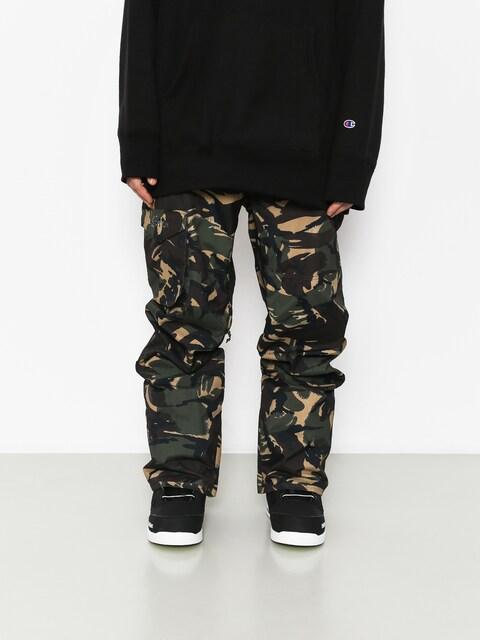 Snowboardové nohavice Burton Covert (seersucker camo)