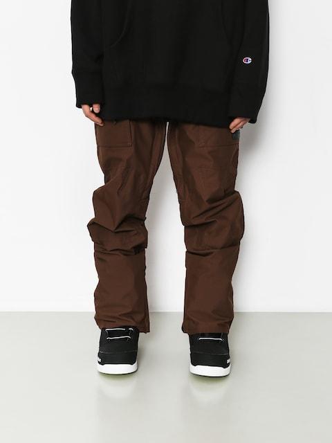 Snowboardové nohavice Burton Southside (chestnut)