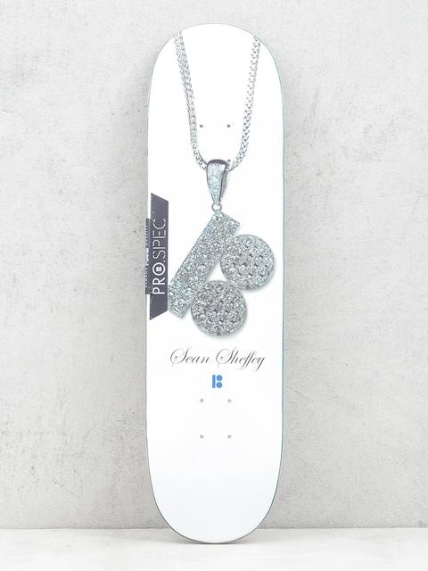 Doska Plan B Sheffey Chain (white)