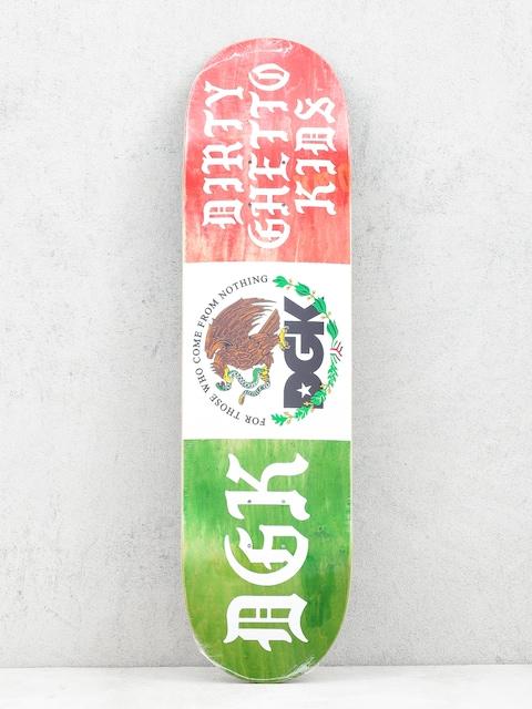 Doska DGK Coat Of Arms (green/white/red)
