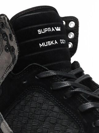 Topánky Supra Skytop (black/camo white)